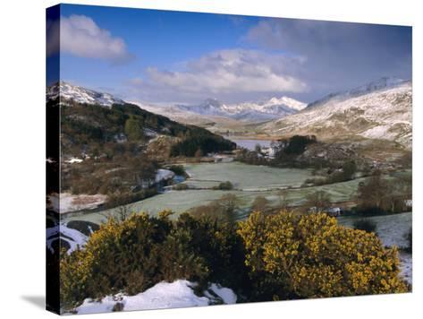 Mount Snowdon, Snowdonia National Park, Gwynedd, Wales, UK, Europe-Gavin Hellier-Stretched Canvas Print
