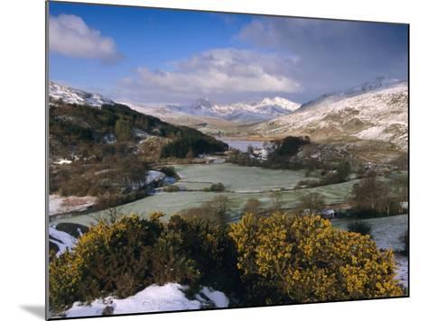 Mount Snowdon, Snowdonia National Park, Gwynedd, Wales, UK, Europe-Gavin Hellier-Mounted Photographic Print