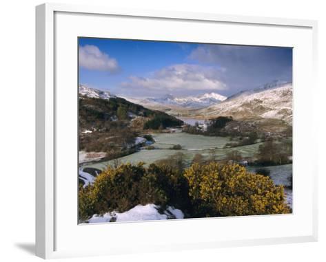 Mount Snowdon, Snowdonia National Park, Gwynedd, Wales, UK, Europe-Gavin Hellier-Framed Art Print
