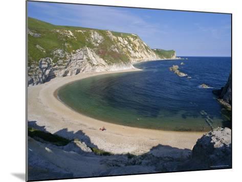 Man O'War Cove, Between Lulworth Cove and Durdle Door, Dorset, England, UK, Europe-Gavin Hellier-Mounted Photographic Print
