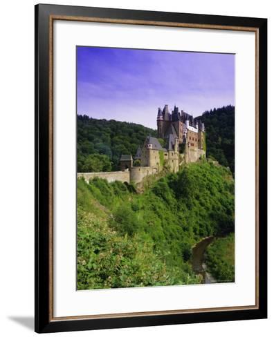 Burg Eltz, Near Cochem, Rhineland-Palatinate, Germany, Europe-Gavin Hellier-Framed Art Print