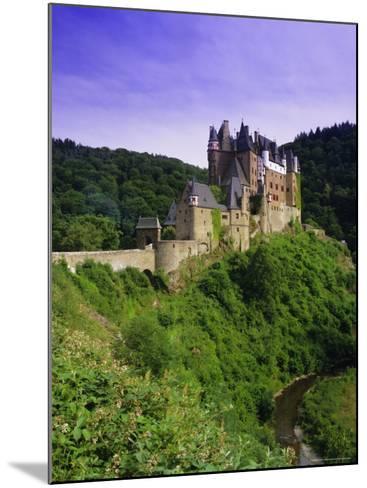 Burg Eltz, Near Cochem, Rhineland-Palatinate, Germany, Europe-Gavin Hellier-Mounted Photographic Print