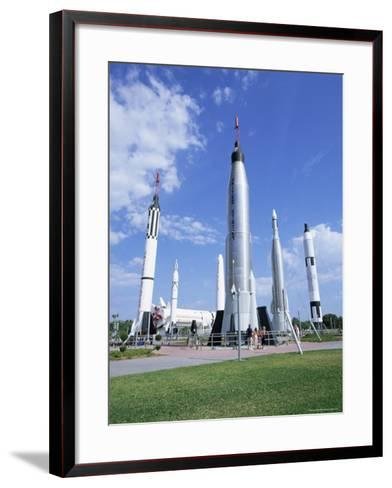 John F. Kennedy Space Center, Cape Canaveral, Florida, United States of America, North America-Gavin Hellier-Framed Art Print