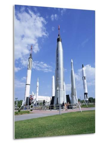 John F. Kennedy Space Center, Cape Canaveral, Florida, United States of America, North America-Gavin Hellier-Metal Print