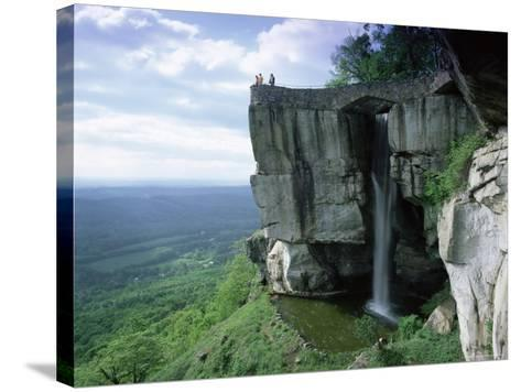 Rock City Garden, Chattanooga, Georgia, United States of America, North America-Gavin Hellier-Stretched Canvas Print