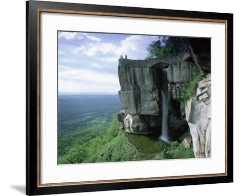 Rock City Garden, Chattanooga, Georgia, United States of America, North America-Gavin Hellier-Framed Art Print