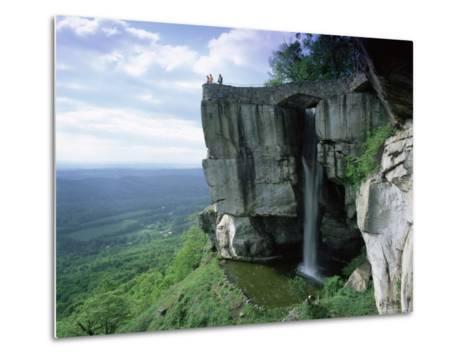 Rock City Garden, Chattanooga, Georgia, United States of America, North America-Gavin Hellier-Metal Print