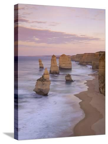 The Twelve Apostles, Great Ocean Road, Victoria, Australia-Gavin Hellier-Stretched Canvas Print
