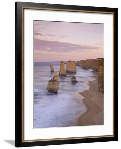 The Twelve Apostles, Great Ocean Road, Victoria, Australia-Gavin Hellier-Framed Art Print