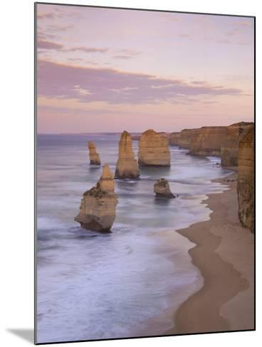 The Twelve Apostles, Great Ocean Road, Victoria, Australia-Gavin Hellier-Mounted Photographic Print