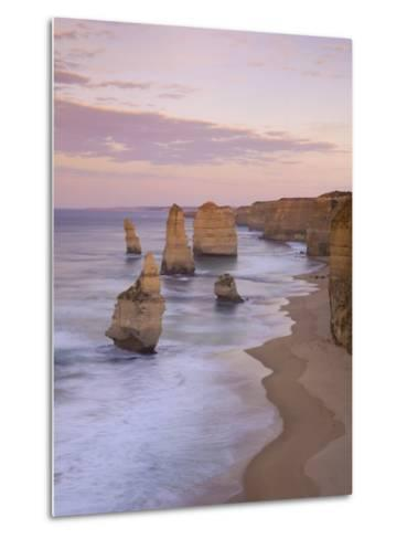 The Twelve Apostles, Great Ocean Road, Victoria, Australia-Gavin Hellier-Metal Print