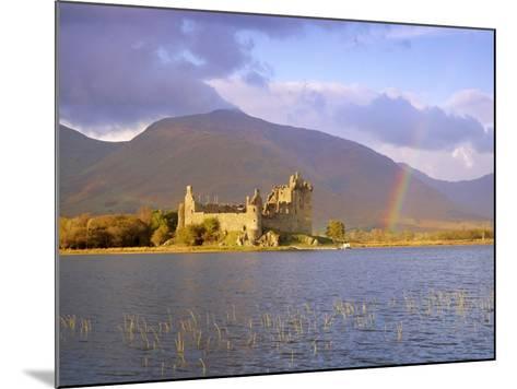 Kilchurn Castle and Loch Awe, Highlands Region, Scotland, UK, Europe-Gavin Hellier-Mounted Photographic Print
