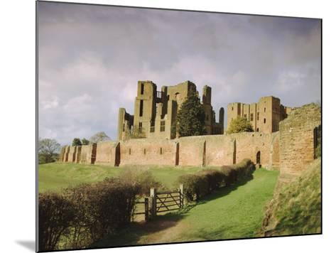 Kenilworth Castle, Warwickshire, England, UK, Europe-David Hughes-Mounted Photographic Print