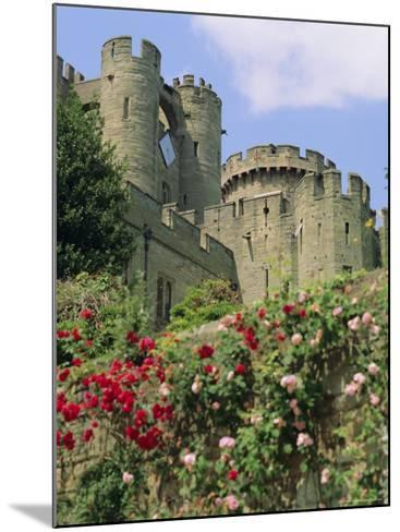 Warwick Castle, Warwick, Warwickshire, England, UK, Europe-G Richardson-Mounted Photographic Print