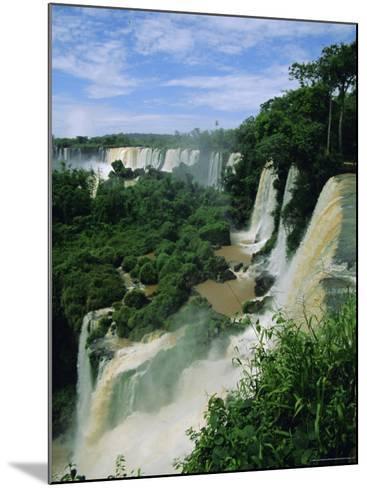 Iguacu Falls, Argentina, South America-Jane Sweeney-Mounted Photographic Print