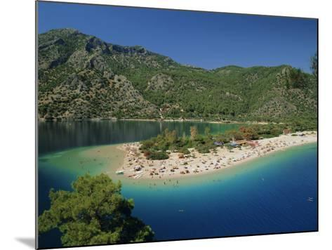 Olu Deniz, Lagoon Beach, Turkey, Eurasia-Lee Frost-Mounted Photographic Print