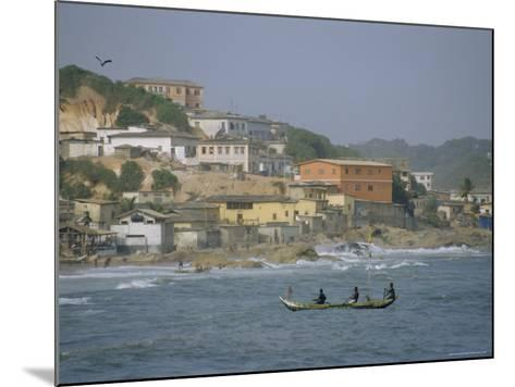 Cape Coast, Ghana, Africa-David Poole-Mounted Photographic Print