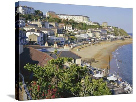 Ventnor, Isle of Wight, England, UK, Europe-Charles Bowman-Stretched Canvas Print