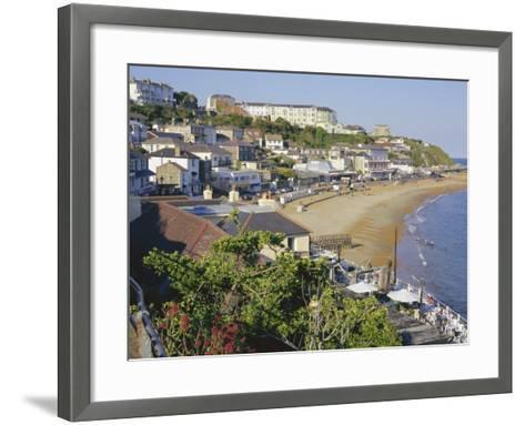 Ventnor, Isle of Wight, England, UK, Europe-Charles Bowman-Framed Art Print