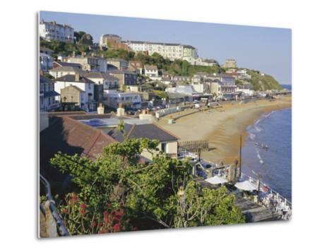 Ventnor, Isle of Wight, England, UK, Europe-Charles Bowman-Metal Print