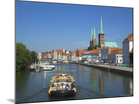 Lubeck, Schleswig Holstein, Germany, Europe-Charles Bowman-Mounted Photographic Print