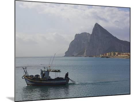Gibralter, Europe-Charles Bowman-Mounted Photographic Print