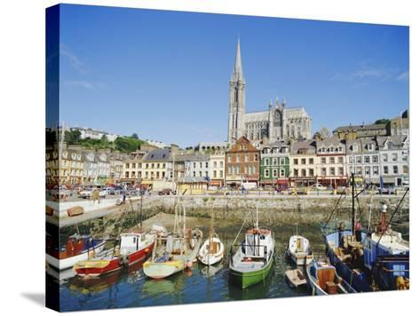 The Port of Cork City, Cork, County Cork, Munster, Republic of Ireland (Eire), Europe-Adina Tovy-Stretched Canvas Print