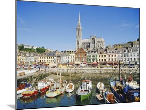 The Port of Cork City, Cork, County Cork, Munster, Republic of Ireland (Eire), Europe-Adina Tovy-Mounted Photographic Print