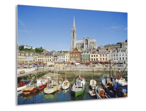 The Port of Cork City, Cork, County Cork, Munster, Republic of Ireland (Eire), Europe-Adina Tovy-Metal Print
