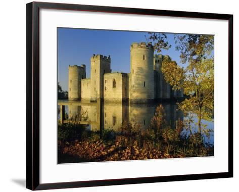 Bodium Castle, Bodium, East Sussex, England, UK, Europe-Ruth Tomlinson-Framed Art Print