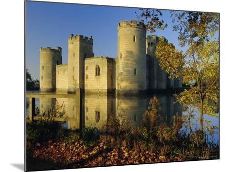 Bodium Castle, Bodium, East Sussex, England, UK, Europe-Ruth Tomlinson-Mounted Photographic Print