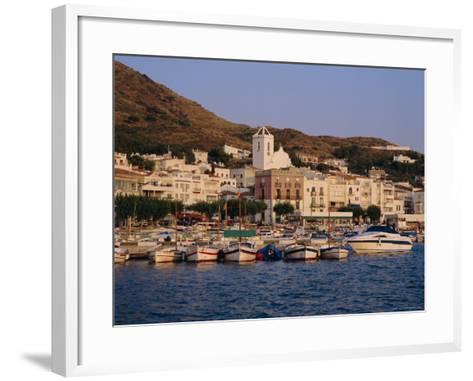 Port De La Selva, Costa Brava, Catalonia, Spain-Ruth Tomlinson-Framed Art Print