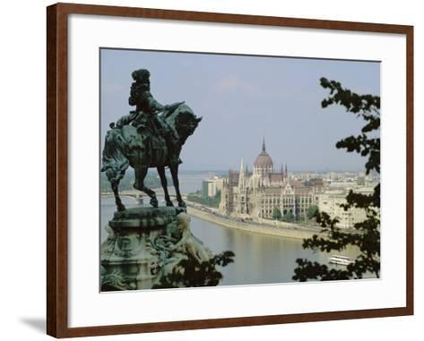 Budapest, Hungary-Julia Thorne-Framed Art Print