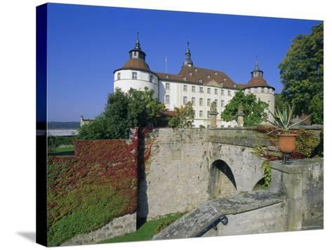 Langenburg, Baden-Wurttemberg, Germany, Europe-Hans Peter Merten-Stretched Canvas Print