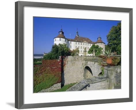 Langenburg, Baden-Wurttemberg, Germany, Europe-Hans Peter Merten-Framed Art Print