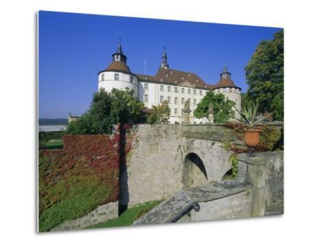 Langenburg, Baden-Wurttemberg, Germany, Europe-Hans Peter Merten-Metal Print