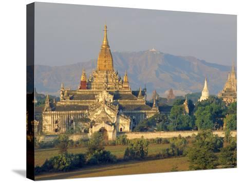 Anada Temple, Bagan, Myanmar, Asia-Upperhall Ltd-Stretched Canvas Print