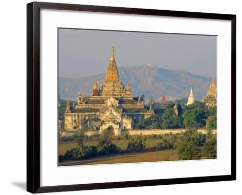 Anada Temple, Bagan, Myanmar, Asia-Upperhall Ltd-Framed Art Print