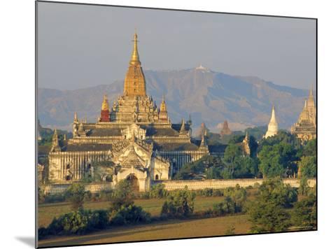 Anada Temple, Bagan, Myanmar, Asia-Upperhall Ltd-Mounted Photographic Print