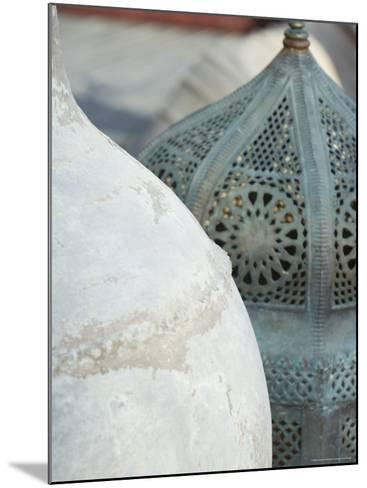 Arabian Pots, Dubai, United Arab Emirates, Middle East-Amanda Hall-Mounted Photographic Print