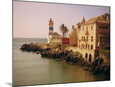 The Lighthouse, Cascais, Estremadura, Portugal, Europe-Firecrest Pictures-Mounted Photographic Print