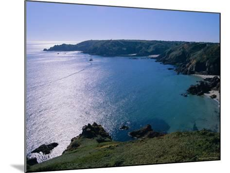 Petit Bot Bay, Guernsey, Channel Islands, UK, Europe-Firecrest Pictures-Mounted Photographic Print