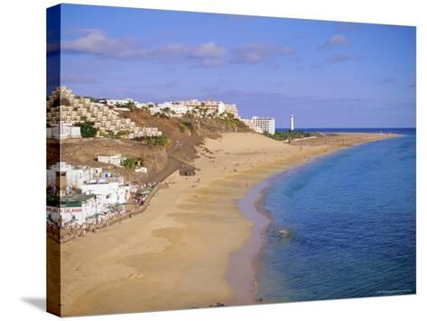 Morro Del Jable, Fueraventura, Canary Islands, Spain-Firecrest Pictures-Stretched Canvas Print