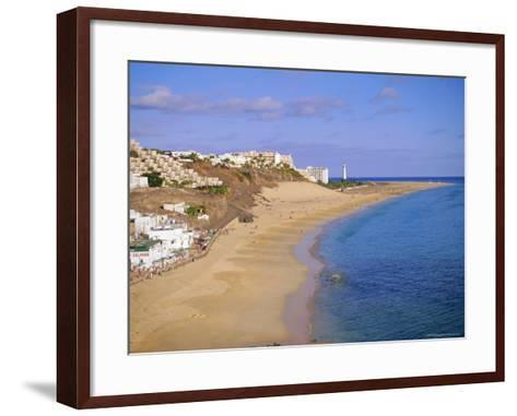 Morro Del Jable, Fueraventura, Canary Islands, Spain-Firecrest Pictures-Framed Art Print