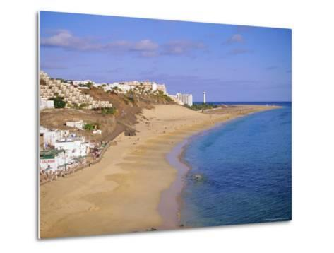 Morro Del Jable, Fueraventura, Canary Islands, Spain-Firecrest Pictures-Metal Print