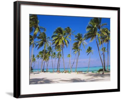 Dominican Republic, Punta Cana, West Indies-Jeremy Lightfoot-Framed Art Print