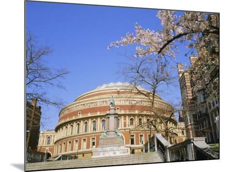 The Royal Albert Hall, Kensington, London, England, UK-Roy Rainford-Mounted Photographic Print