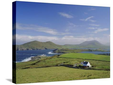 Valentia Island, County Kerry, Munster, Republic of Ireland (Eire), Europe-Roy Rainford-Stretched Canvas Print