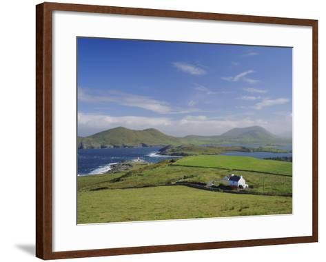 Valentia Island, County Kerry, Munster, Republic of Ireland (Eire), Europe-Roy Rainford-Framed Art Print