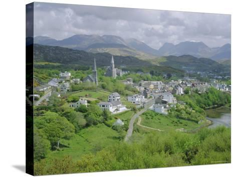 Clifden, Connemara, County Galway, Connacht, Republic of Ireland (Eire), Europe-Roy Rainford-Stretched Canvas Print